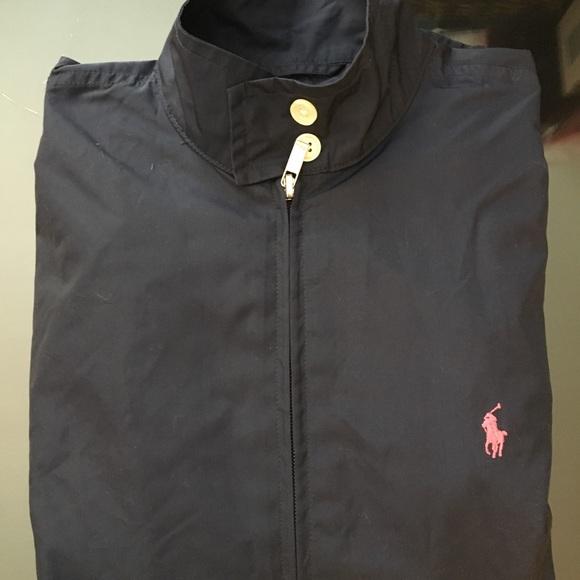 """Ralph Lauren """"Golf"""" Women s Windbreaker. M 5aa52ada077b97b6751bcabd 3a19d78f3"""
